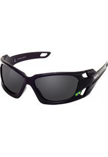 f2e2a9f136cb9 Óculos De Sol Esportivo Spy Hammer 67 Preto Brilhante