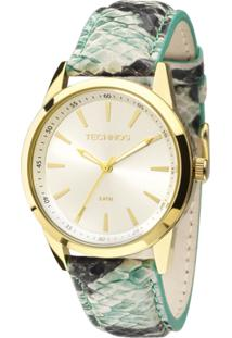 e050235bcb6 Relógio Technos Trend Analógico 2035Mcs 2K Feminino - Feminino-Dourado