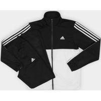 Agasalho Adidas Back 2 Basic 3S Masculino - Masculino 9f29e8c1481d4