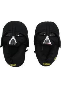 Pantufa 3D Ricsen Star Wars Darth Vader