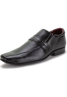 Sapato Masculino Social Franshoes - Fb2679 Preto 37