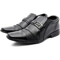 5def06c2a Sapato Casual Aventura Preto masculino | Shoes4you