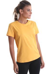 Camiseta Cores Laranja Praaiah