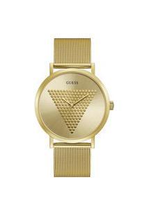 Relógio Guess Analógico Aço Dourado- Gw0049G1 Dourado