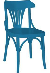 Cadeiras Para Cozinha Opzione 81 Cm 426 Azul - Maxima