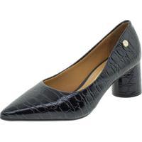 3d542ea319 Sapato Salto Baixo Vizzano feminino