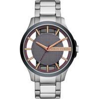 ef1669455aa Relógio Armani Exchange Masculino Hampton - Ax2405 1Kn Ax2405 1Kn -  Masculino-Prata