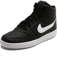51714fc7c14 Dafiti. Tênis Couro Nike Sportswear Ebernon Mid Preto