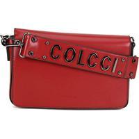 32fa193f2 Bolsa Colcci Flap Super Logo Feminina - Feminino-Vermelho