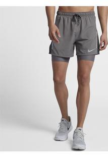 Shorts Nike Flex Stride 2In1 Masculino