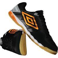 0af64a0015 Chuteira Umbro Pro Iv Futsal Preta