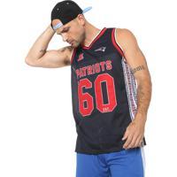 6f55f248f Dafiti Sports. Regata New Era England Patriots Azul-Marinho