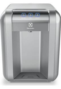 Purificador De Água Electrolux Pe11X Bivolt Prata Com Painel Touch