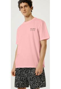 Camiseta Masculina Com Estampa Local