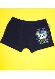 6a893c075490de Cueca Boxer Wild Panda Kids