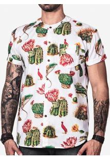 Camisa Cactos 200045