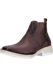 Botina Country Capelli Boots 1020 Crazy Café