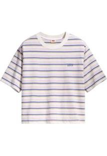 Camiseta Levis Ss Tee - 70007 - Feminino