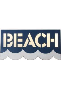 Quadro Decorativo Beach