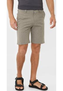 Bermuda Quiksilver Chino Union Heather Amphibian Verde