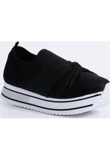 Tênis Feminino Chunky Sneaker Tratorado Ramarim