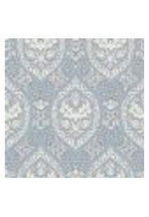 Papel De Parede Adesivo Decoração 53X10Cm Azul -W29714