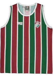 Regata Fluminense Partner Infantil Masculina - Masculino