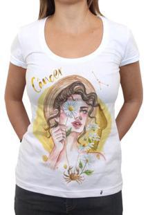 Canceriana - Camiseta Clássica Feminina
