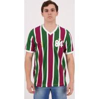 8b18f39b18 Netshoes. Camisa Retrô Fluminense 1984 Masculina - Masculino