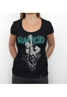 Rancid - Camiseta Clássica Feminina