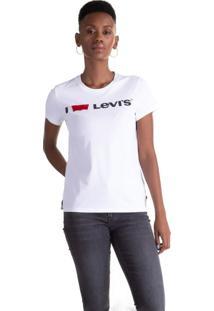 Camiseta Levis I Love - S