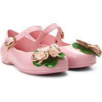 f67fd25877 Sapatilha Infantil World Colors Flor Feminina - Feminino-Rosa Claro