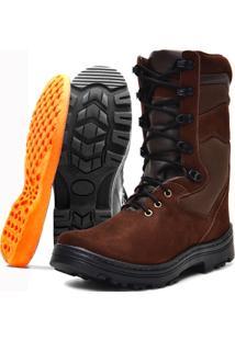 f90bbacff84 Bota Masculino Militar Atron Shoes - Masculino