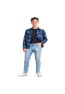 Calça Jeans Clara Slim Quase Anjo