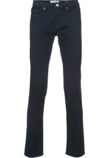 Frame Calça Jeans Skinny 'L'Homme' - Azul