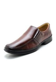 Sapato Confort 921624 Mogno - 599