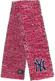 Gucci Cachecol 'Ny Yankees' - Rosa
