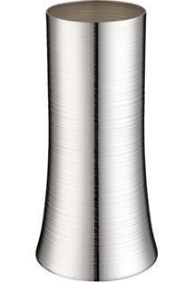 Vaso Spin- Prateado- 22Xø8Cm- St Jamesst James