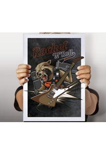 Poster Rocket And Roll