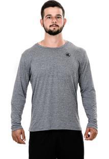 Camisa Esporte Legal Porus Manga Longa