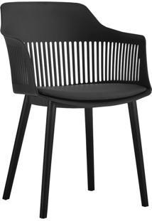 Cadeira Marcela Preta