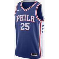 e38a53e548 Nike Store. Regata Nike Philadelphia 76Ers Icon Editon Swingman Masculina
