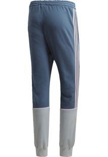 Calça Adidas Outline Sp Ft Originals Azul