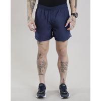 CEA. Short Masculino Esportivo Ace Com Vivo Contrastante Azul Marinho 67340ea88552b
