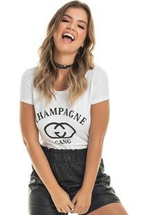 Tee Champagne Gang Banco