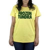 94d87da79e Camiseta Progear Green Bay Frozen Tundra Feminina - Feminino