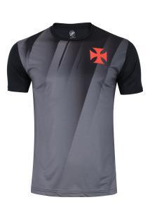 08dfdf100 Camiseta Do Vasco Da Gama Rain - Masculina - Preto