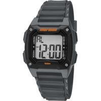 Okulos. Relógio Masculino Mormaii Digital Moy1516 8L Cinza b79dce39e0