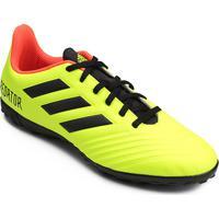 Netshoes. Chuteira Society Adidas Predator Tan 18 4 Tf - Unissex bb5b8f63677c9