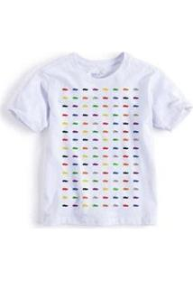 Camiseta Chuteirinhas Reserva Mini Infantil Masculino - Masculino
